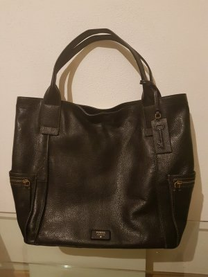 Fossil Carry Bag black