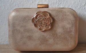 Bijou Brigitte Clutch roségoud-goud