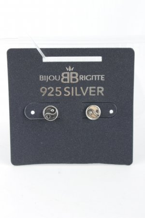 Bijou Brigitte Oorstekers zilver Boho uitstraling