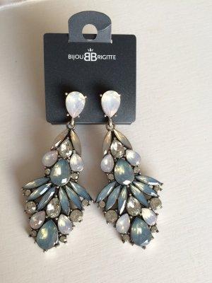 Blaue ohrringe bijou brigitte