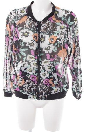 Bik Bok Giacca a blusa motivo floreale elegante