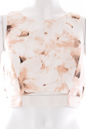 Bik Bok Cropped Top florales Muster Street-Fashion-Look