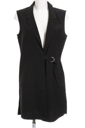 Bik Bok Long-Blazer schwarz Elegant