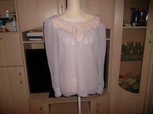 bik bok,neuwertige bluse,flieder,gr. 34