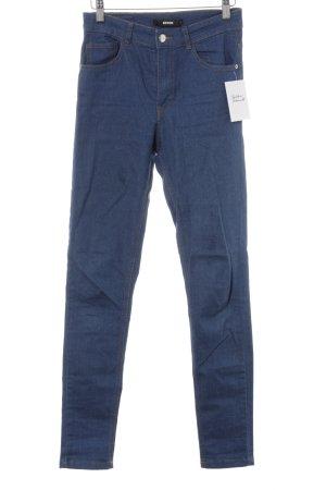 Bik Bok Jeans a sigaretta blu stile casual
