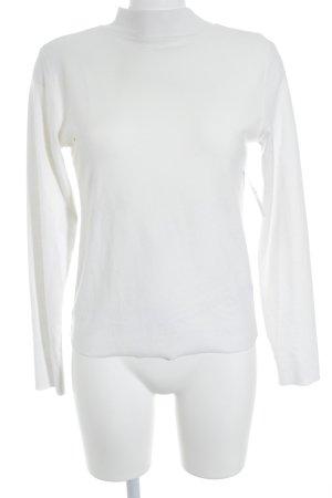 Bik Bok Rollkragenpullover weiß Elegant