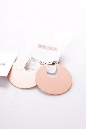 Bik Bok Statementohrringe roségoldfarben Ethno-Look