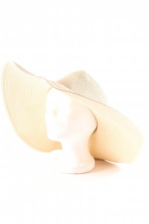 Bik Bok Straw Hat oatmeal beach look