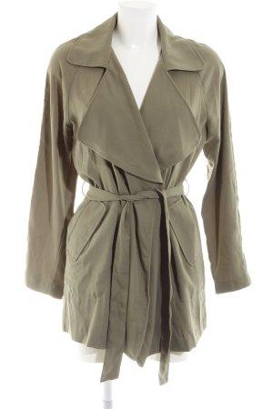 Bik Bok Between-Seasons Jacket khaki business style