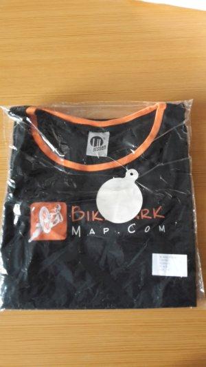Bike Park Map.com- T-Shirt  - NEU - Größe M