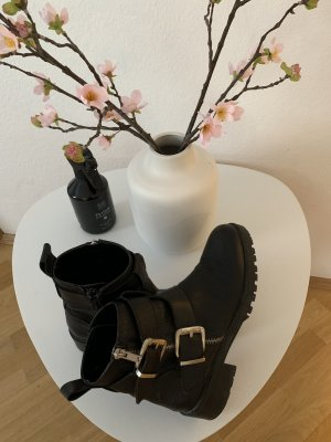 Biker Boots Zara