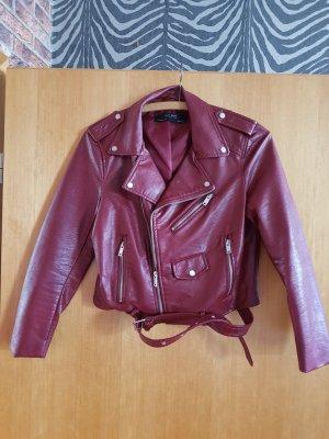 Biker Jacke Zara Basic Gr.M
