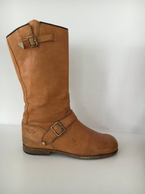 Desert Boots camel leather