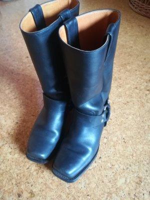 Sancho Western Boots black