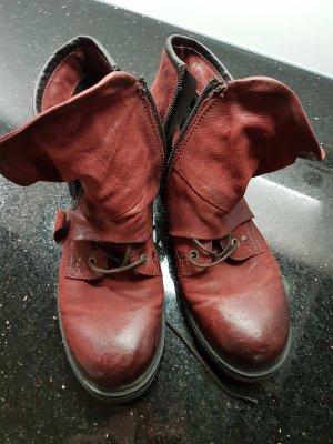 Mjus Boots carmine