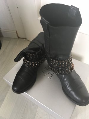 Bikerboots von Strategia