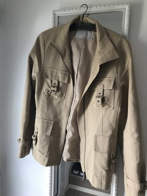 More & More Biker Jacket oatmeal