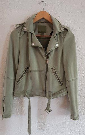 Amisu Short Blazer green grey-olive green