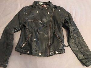 Softy Biker Jacket black