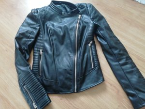 Amisu Biker Jacket black