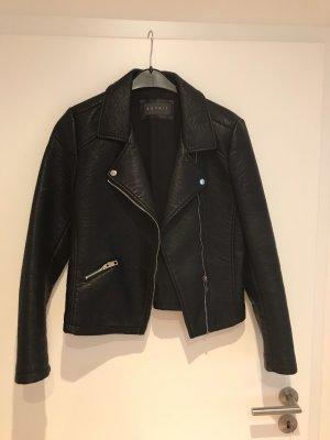 Esprit Chaqueta de motociclista negro