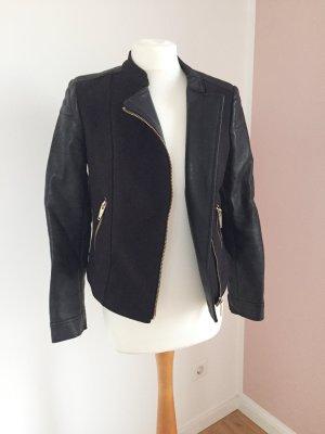Bikerjacke, Zara, schwarz, #musthave