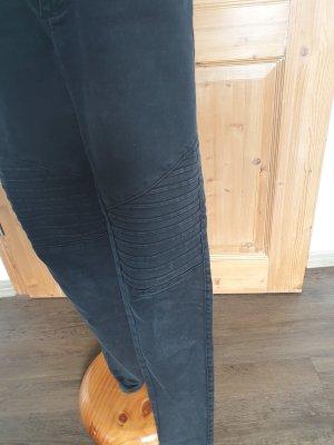 Only Jeans da motociclista nero