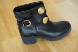 Bikerstiefeletten/Ankle Boots