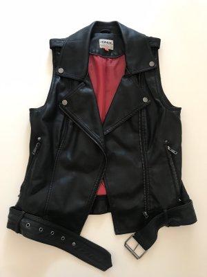 Only Biker Vest black