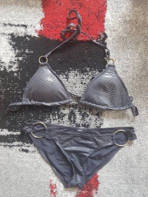 Bikini argento-grigio