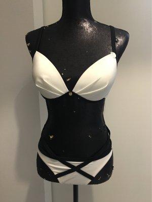 Hunkemöller Bikini zwart-wit