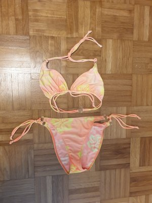 Bikini yellow-orange