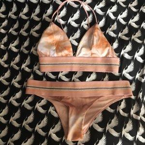 Bikini apricot Ungetragen da zu klein gekauft 36