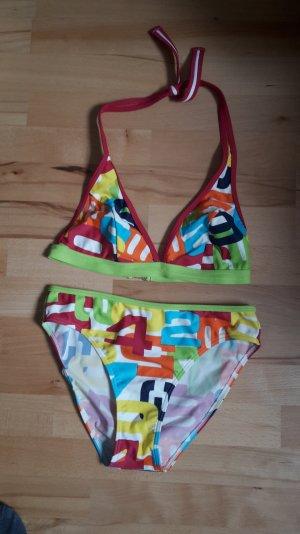 Bikini - bunt - 38 - UNGETRAGEN