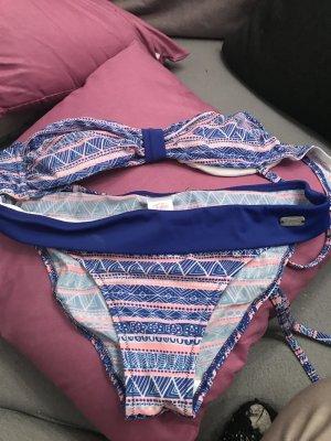 Buffalo Bikini blauw