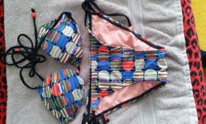 Bikini multicolor poliamida