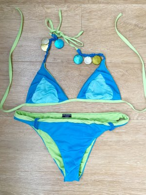 83f6e69b5c1c Bikini grün blau Calzedonia