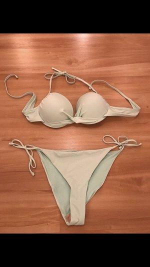 Oysho Bikini verde chiaro-verde pallido
