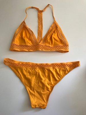 H&M Bikini oranje-goud Oranje
