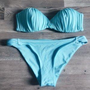 Bikini H&M neu Türkis bandeau