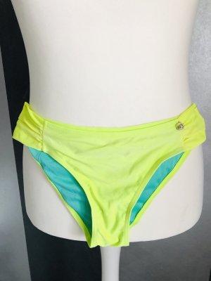 Bikini neon yellow