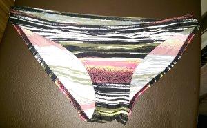 Bikini Hose pink grün bunt Rodeo C&A S 36
