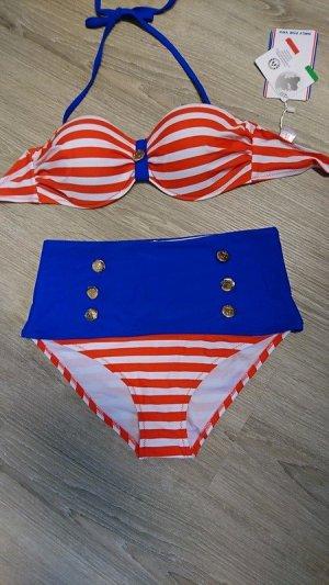 Bikini multicolore Tessuto misto