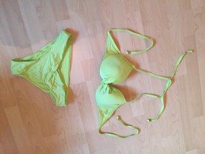 Bikini in neongrün von H&M