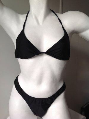 Bikini in schwarz Gr. 38/40