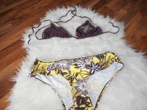 Bikini mit Häkelbund