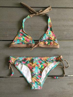Bikini, NEU, Blumenprint