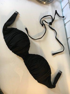 Bikini Oberteil Schwarz