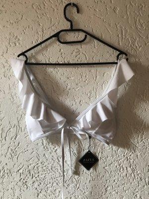 Zaful Bikini white