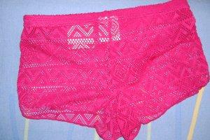Bikini Pants Azteken Pink